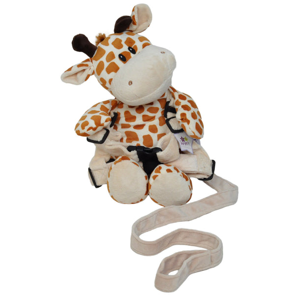 Giraffe Harness Backpack - Twinkie - Harness View