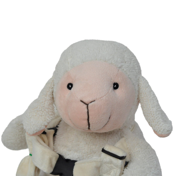 Sheep Harness Backpack - Twinkie - Sheep View