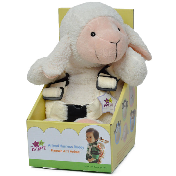 Sheep Harness Backpack - Twinkie - Box View