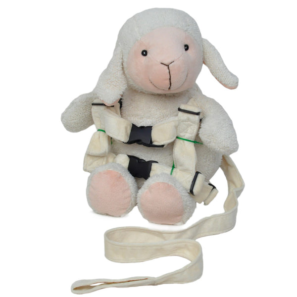 Sheep Harness Backpack - Twinkie - Harness View