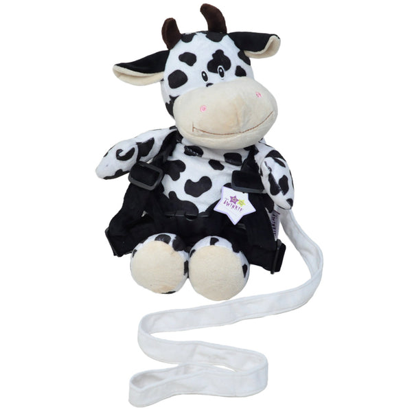 Cow Harness Backpack - Twinkie - Harness View