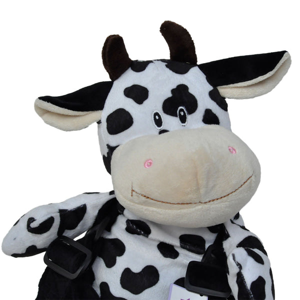 Cow Harness Backpack - Twinkie - Cow View