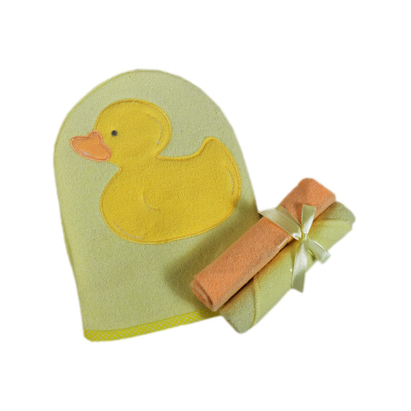 Baby Bath Gift Set Duck