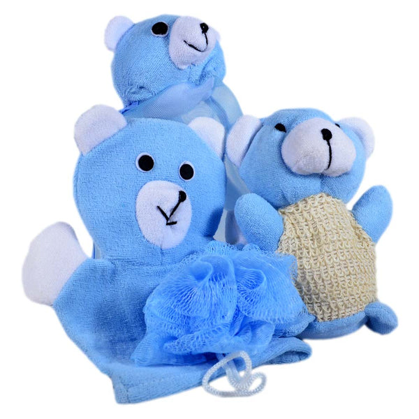 Twinkie Blue Bear Shower Set
