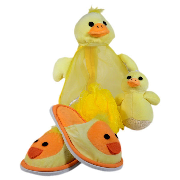 Yellow Duck Shower Set from Twinkie