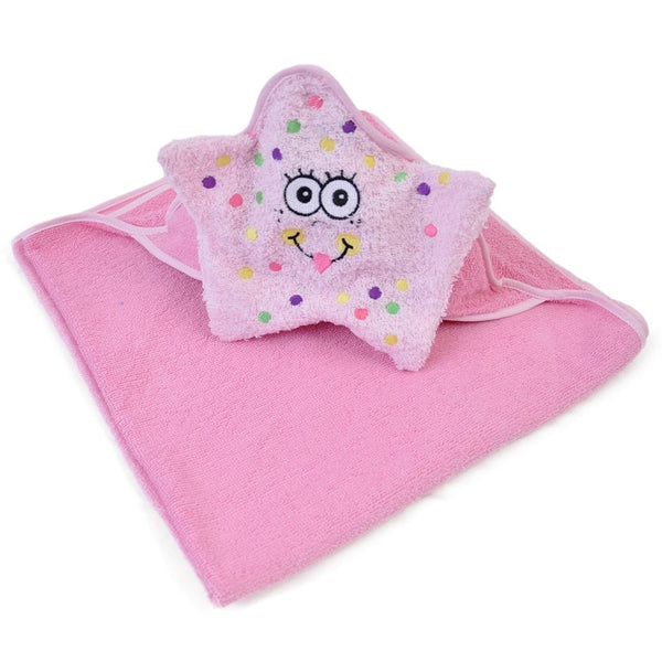 Twinkie Starfish Hooded Towels