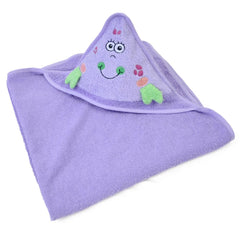Whale Hooded Towels
