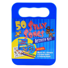 50 Silly Songs- CD & Activity Kit