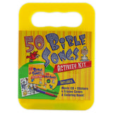 50 Bible Songs (1)- CD & Activity Kit