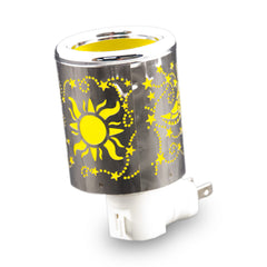 Yellow Sky Night Light