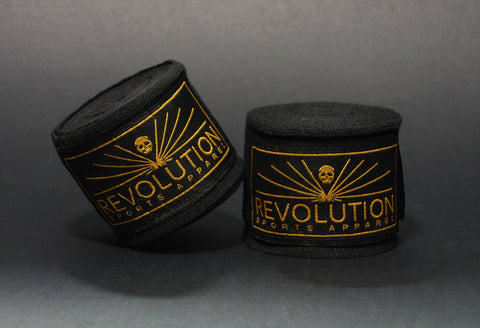 Best Boxing Hand Wraps Black Free Shipping