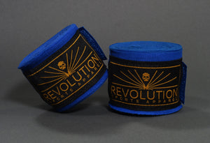 Best Boxing Hand Wraps Blue Free Shipping
