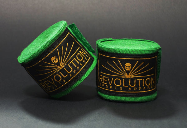 Best Boxing Hand Wraps Green Free Shipping
