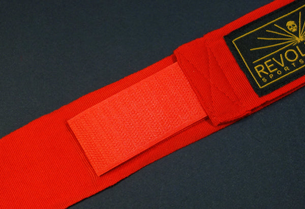 Best Boxing Hand Wraps Red Free Shipping
