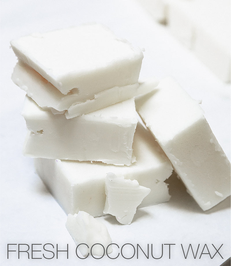 About Our Coconut Wax