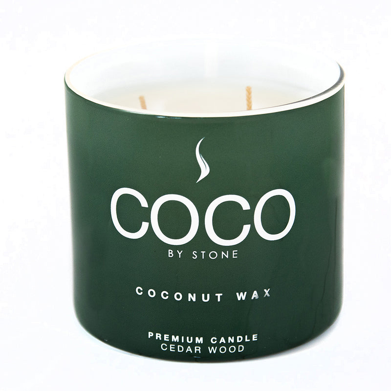 COCO Holiday - Cedar Wood 13oz Candle
