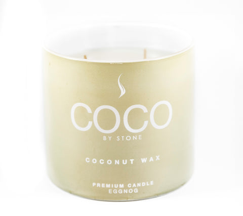 COCO Holiday - Eggnog 13oz Candle