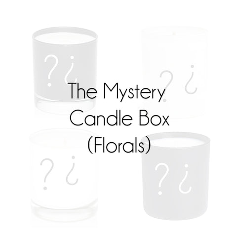 The Mystery Candle Box (Florals)
