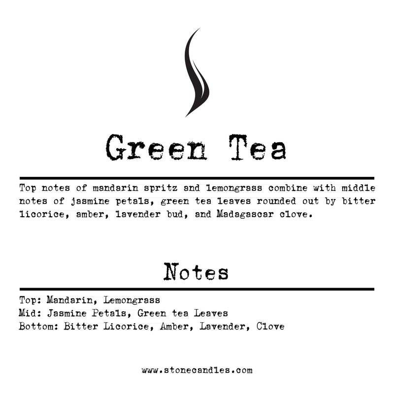 Green Tea - Scent Stripe
