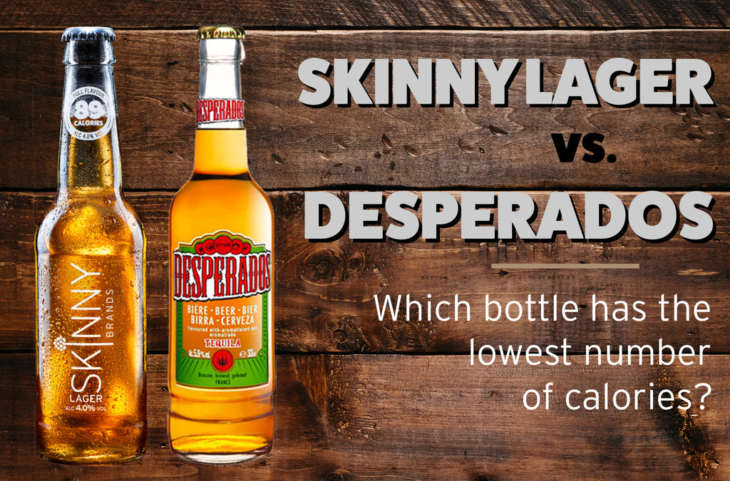 Desperados Calories How Many Calories Carbs Skinny Booze