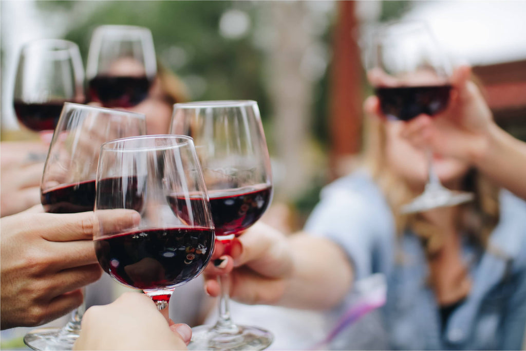 Does red wine help you lose weight?