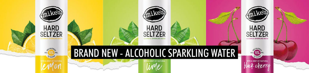 Calories in Hard Seltzers vs Spirit & Mixers