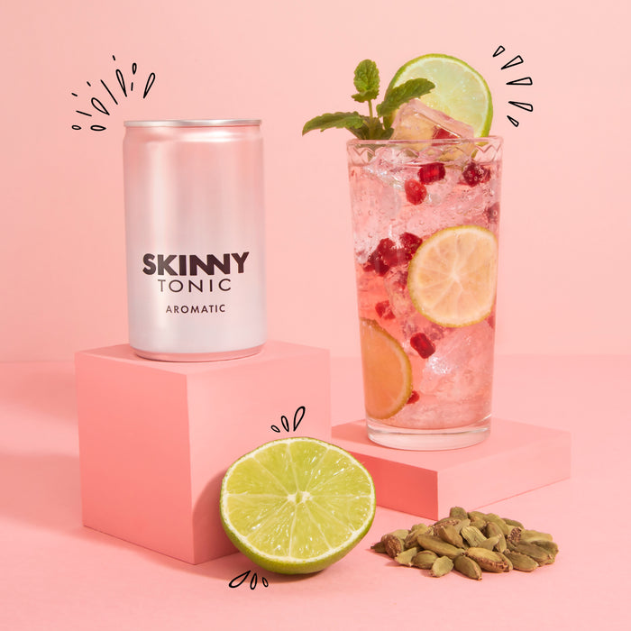 Skinny Tonic - Aromatic 24 pack