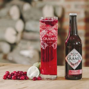Cranes Cider - Mixed Case (4 of each flavour) (500mlx12)