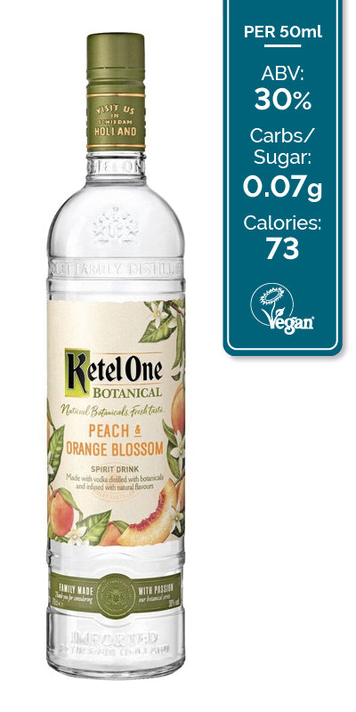 Ketel One Botanicals Peach & Orange Blossom