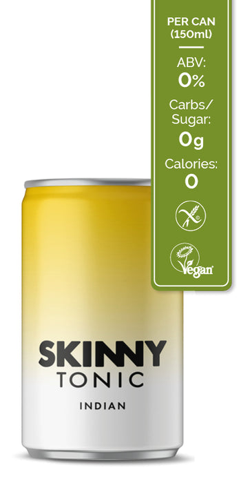 Skinny Tonic - Indian Tonic 24 pack