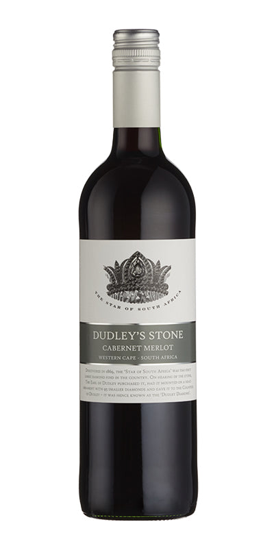 Lower Calorie Skinny Merlot Red Wine from Dudley's Stone
