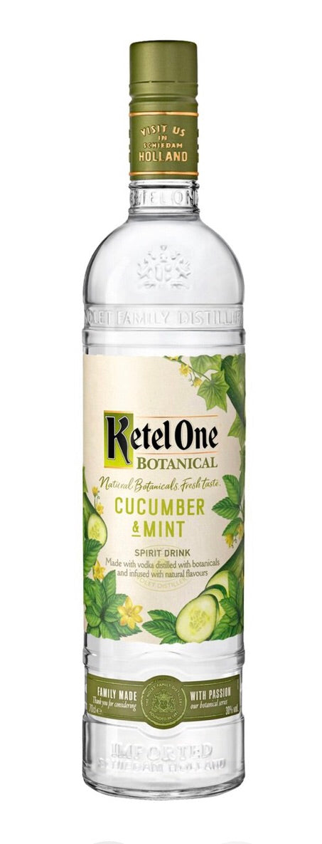 Ketel One Botanicals Cucumber & Mint