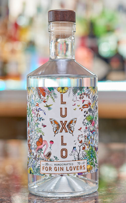 Luxlo - For Gin Lovers