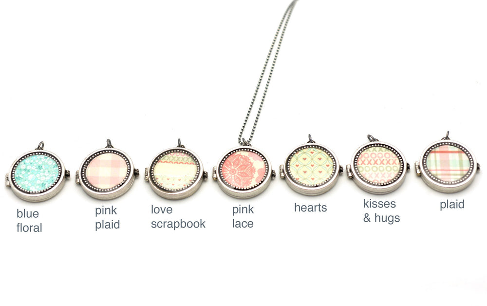 personalized photo lockets from sugar sidewalk