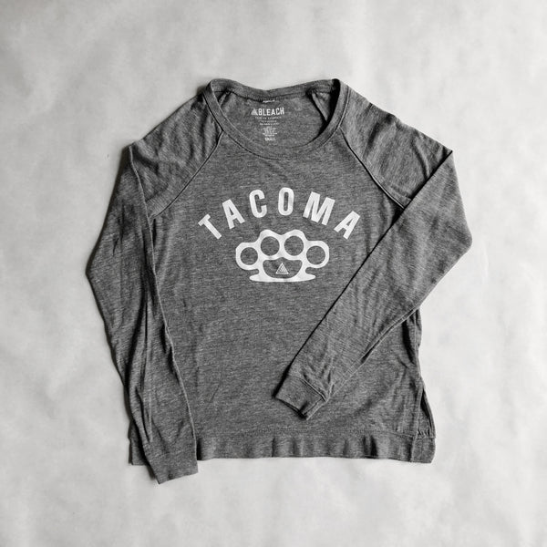 Tacoma Knuckles Lightweight Pullover | Grey