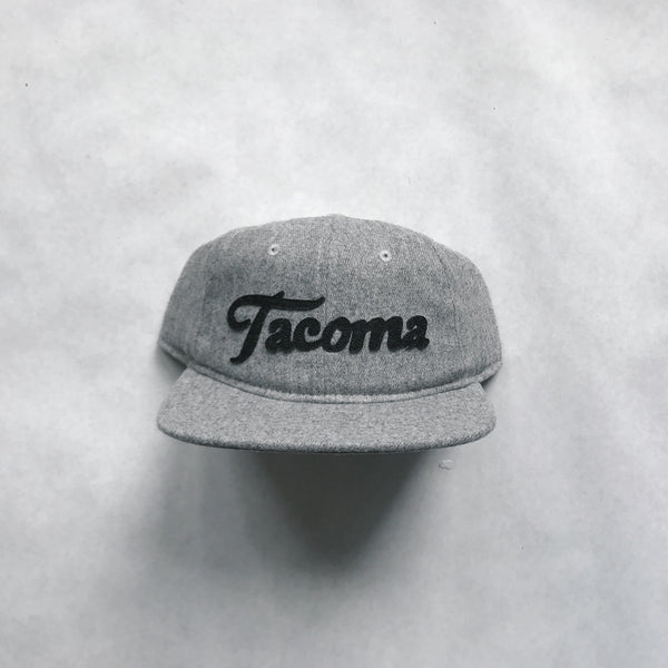 Tacoma Logo Hat | Grey