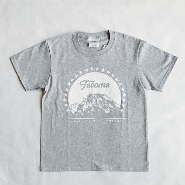 Youth Paramount Tee | Heather Grey