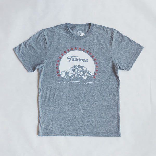 Paramount | Grey White Red