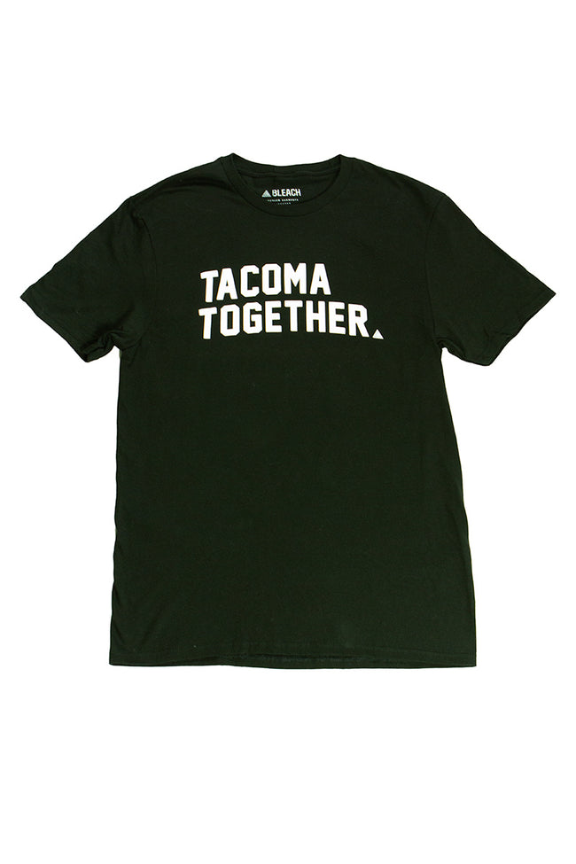 TACOMA TOGETHER SCRIPT TEE