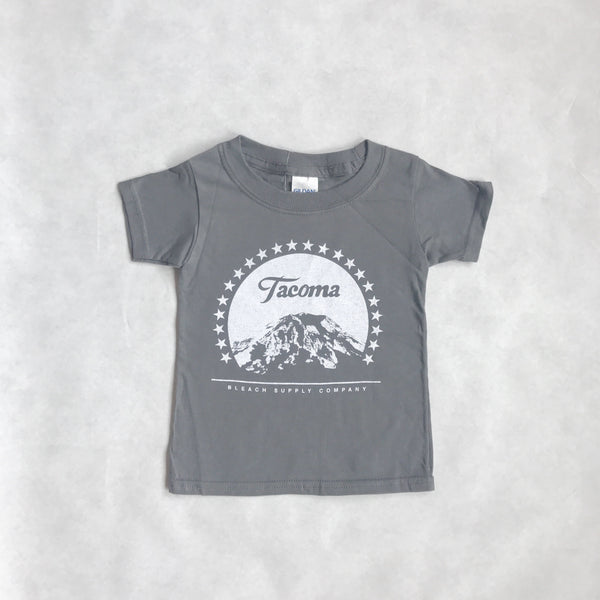 Paramount Tee | Dark Grey