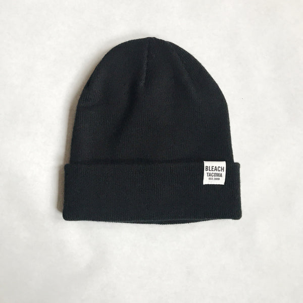 Established Beanie | Black