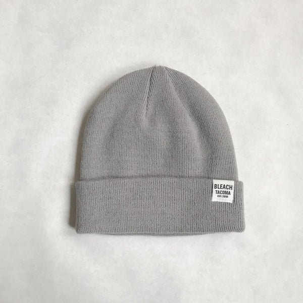 Established Beanie | Grey