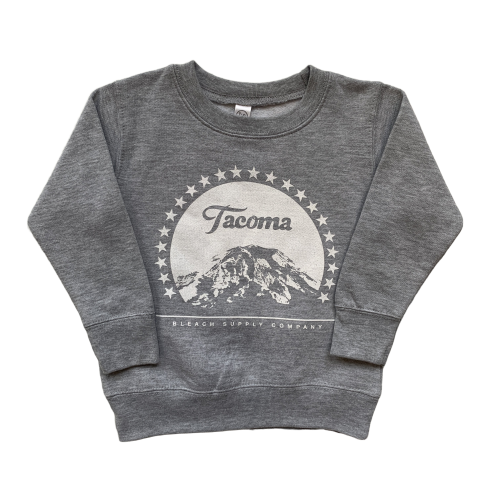TAHOMA TODDLER CREWNECK - HEATHER