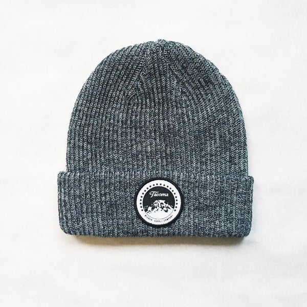 Paramount Beanie | Heather Grey