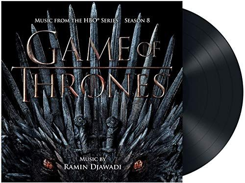 Game Of Thrones: Season 8 - Selections From The Hbo Series (iron Throne Vinyl)