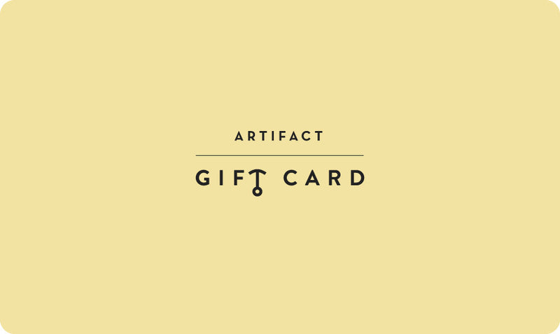 The Gift Card - Artifact Skin Co.