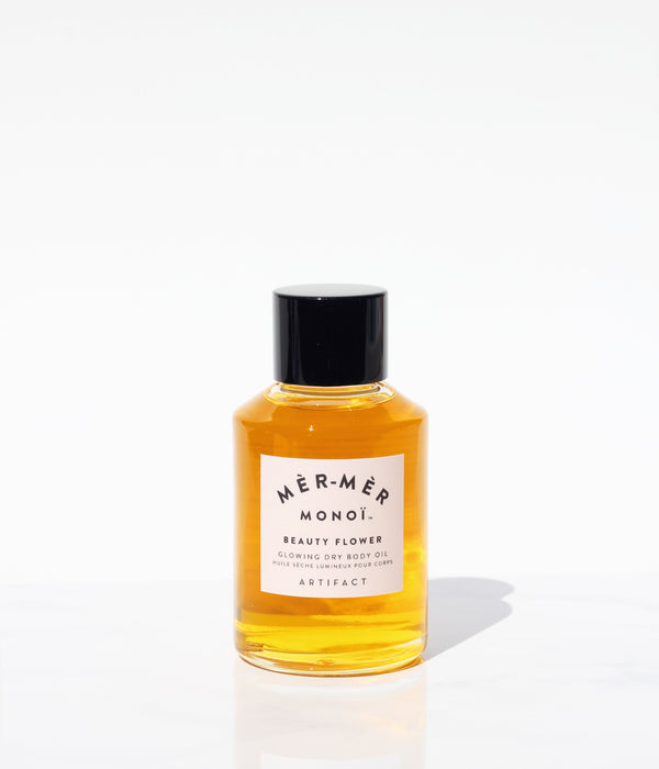 Mèr-Mèr Monoï Beauty Flower Glowing Dry Body Oil - 60ml
