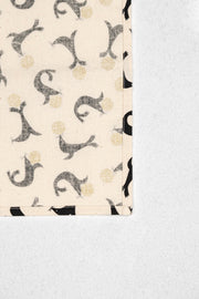 Kawaii Animals Japanese Cotton Pocket Square Set