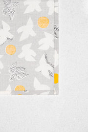 Birds in Flight Japanese Cotton Pocket Square Set