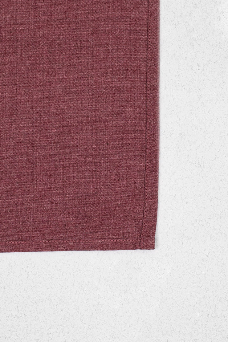 Mauve Pocket Square